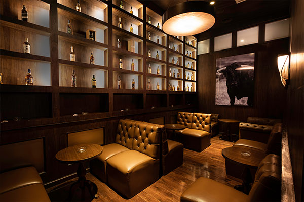 Best Whiskey Room In Ortigas